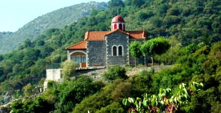 Arkadien - Kirchen